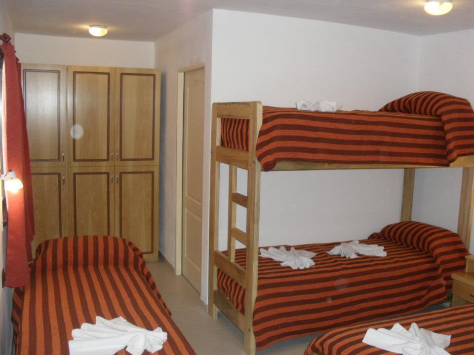 Habitaciones en San Bernardo